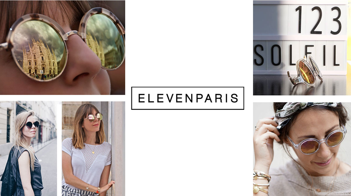 ELEVENPARIS, PLÉBISCITÉE PAR LES IT GIRLS !
