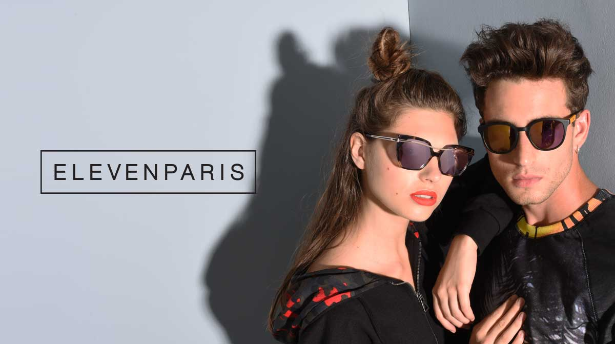 NEW ELEVENPARIS SUNGLASSES!